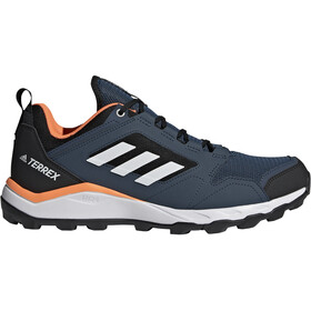 adidas TERREX Agravic TR Trail Running Shoes Men, crew navy/feather white/hazy blue